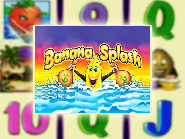 Игровой Вулкан автомат Banana Splash(Бананы) в игровом зале