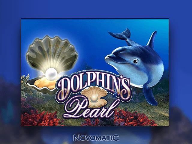 Игровой слот Dolphin's Pearl в Вулкан клубе