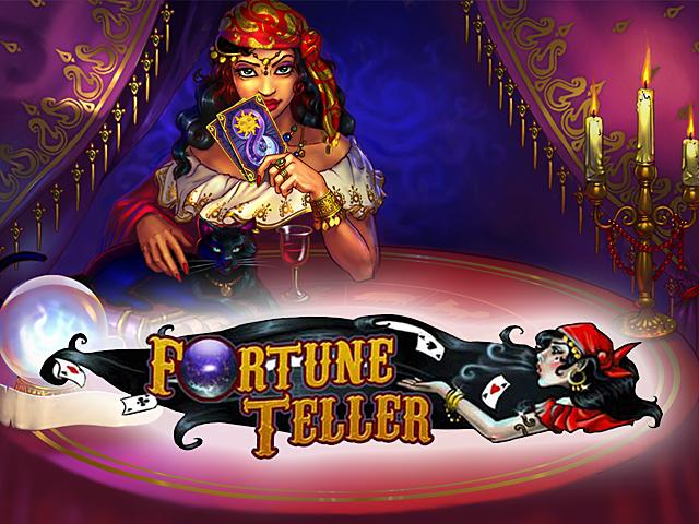 Загадочный автомат Fortune Teller (Гадалка) в Vulkan клубе