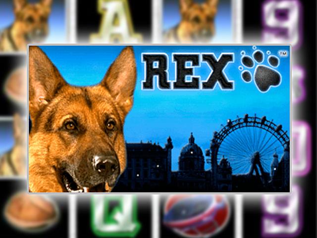 Игровой эмулятор Rex (Рекс) на сайте Vulkan casino
