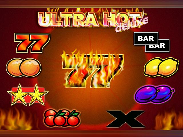 Азартный аппарат Ultra Hot Deluxe (Ультра Хот Делюкс) бесплатно