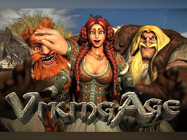 Слот-автомат Viking Age в залах Vulkan Casino